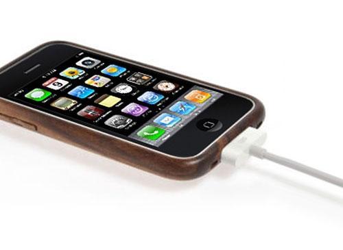 iPhone 4G am laden