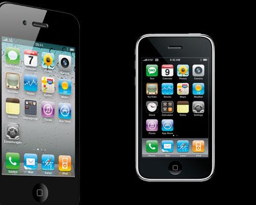 iPhone Nano und iPhone 4G