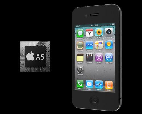 iPhone 5 mit Dual Core Prozessor