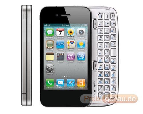 iPhone 5G Slide