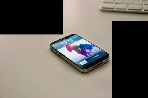 iPhone 5G MockUp