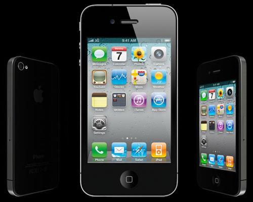 iPhone 4g und iPhone Mini Seitenansichten