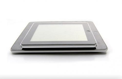 klein groß iPad