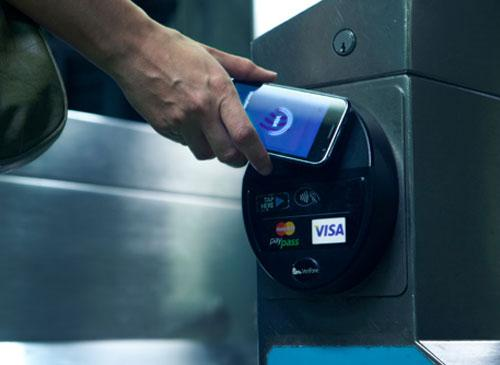 NFC in Aktion