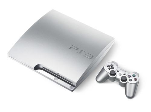 PS 3 Silber