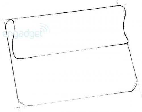 Sony Tablet zeichnung