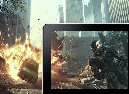 iPad 2 Spiele
