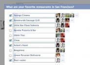 Facebook bringt Frage-Seite im Stil