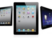 iPad 2 vs. Motorola Xoom: