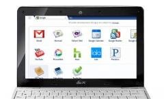 Asus plant Chrome OS Netbook