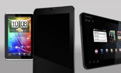 HTC, Acer, Dell und Toshiba