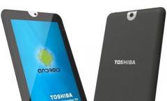 iPad 2 Konkurrent: Toshiba's 10.1-Zoll