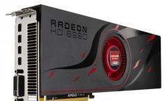 AMD Radeon HD 6990: Übertaktungsschalter