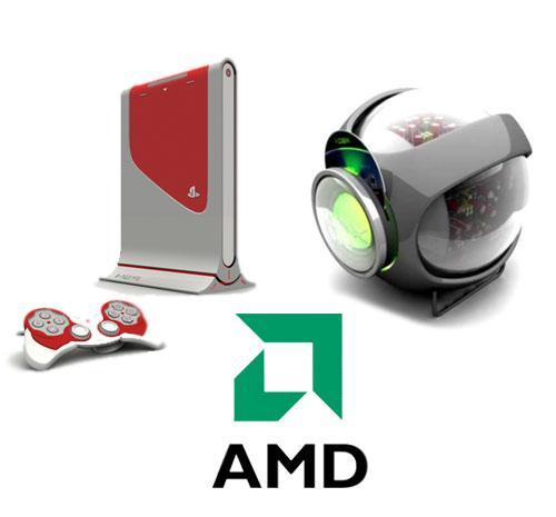 Amd in XBox und Ps4