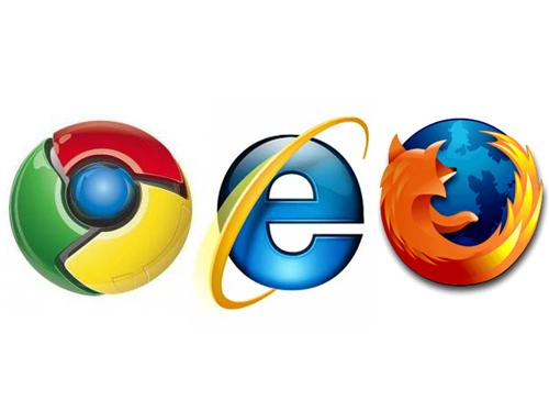 Google Chrome VS Internet Explorer VS Firefox