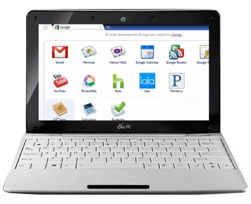Asus Chrome OS Netbook