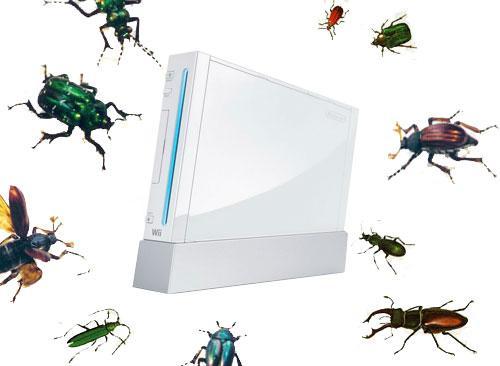 Nintendo Wii Infizirt