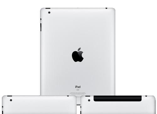 Apple iPAd Rückseiten ansichten