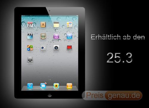 iPad 2 Kaufsstart