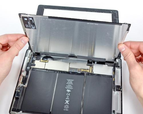 iPad 2 das innenleben