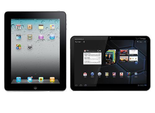 Apple iPad VS Motorola Xoom