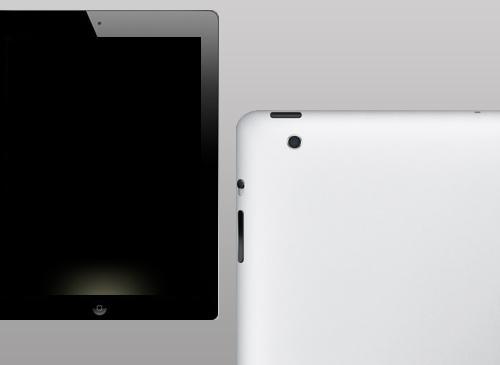 iPad mit Kamera und Display Problem