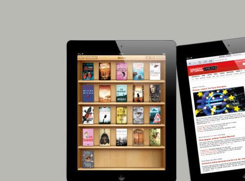 iPad 2 Apple Neu E-Books