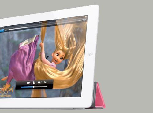 iPad 2 Apple Neu Filme Videos