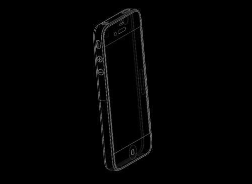 iPhone 5 Konzept Bild