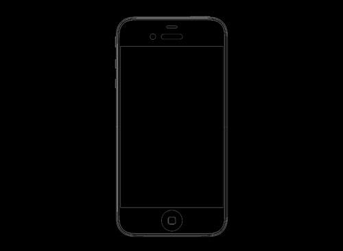 Apple iPhone5 Forderseite
