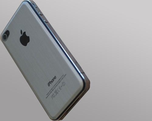 iPhone 5 eingeklämt