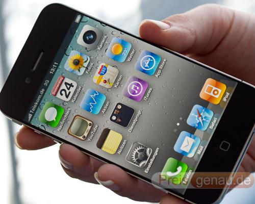Apple iPhone 5 Prototyp