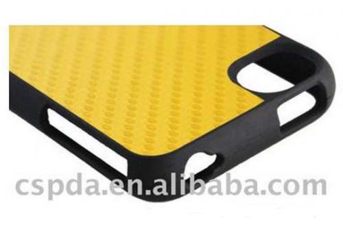 iPhone 5 Schutzhülle Seitenansicht