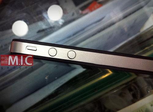 iPhone 4G 64GB seitenansicht