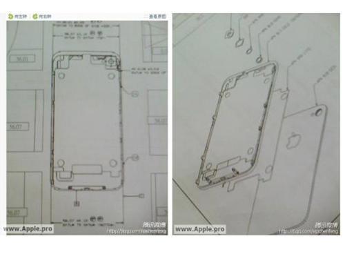 iPhone 5 Drawings