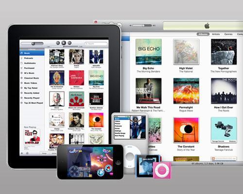 Itunes bald mit mehrfachen musik und film downloads