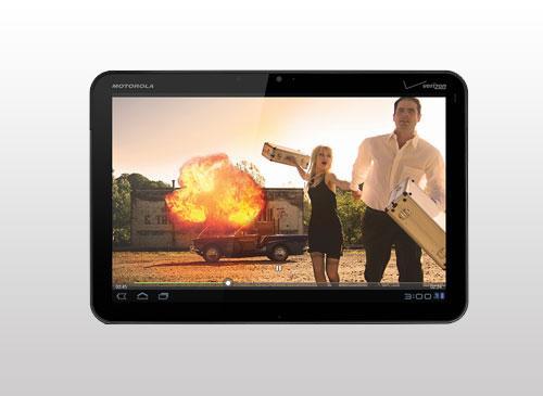 Motorola Xoom Film