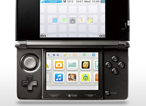 Nintendo 3DS Software