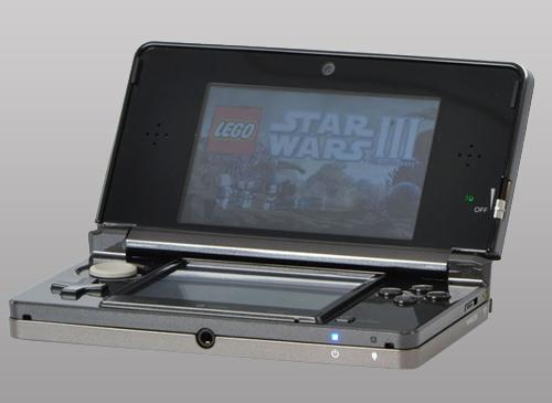 Nintendow 3DS mit Star wars