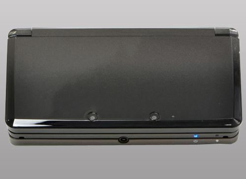 Nintendo 3DS zugeklapt