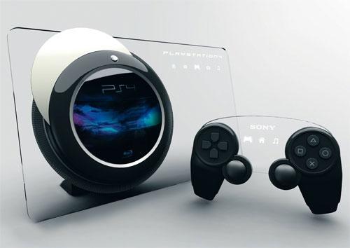 Playstation 4 Konzeptbild