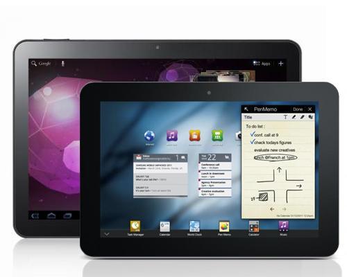 Samsung Galaxy Tab 8.9 und 10.1