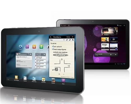 Samsung Galaxy Tab 10.1 und 8.9