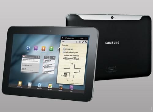 Smasung Galaxy Tab