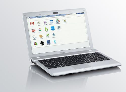Sony VAIO Chrome OS Notebook
