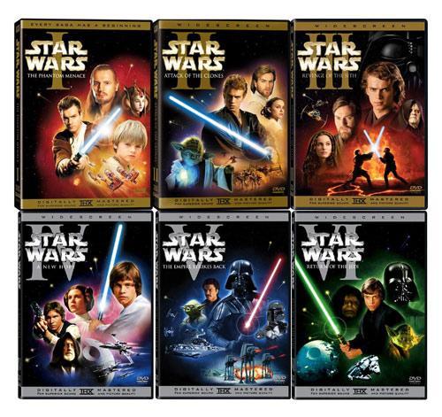 Star Wars Alle Teile