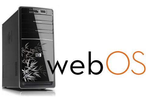 WebOS auf Desktop PC