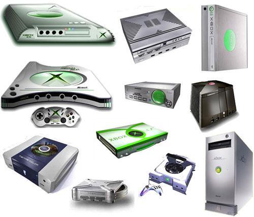 Xbox Next Konzeptbilder