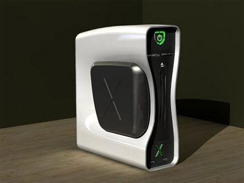 XBox 720 Konzebtbild