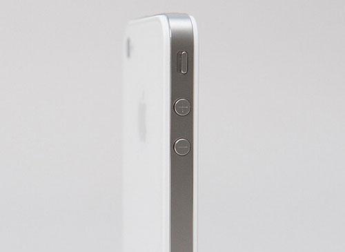 Apple iPhone 4 Seitenansicht